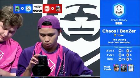 2019 CRL亚洲赛区 S3 第一周第四场 Chaos Theory VS FAV gaming