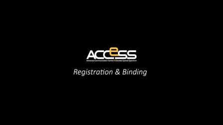 如何使用FrSky ACCESS的遥控器和接收机进行注册和对码