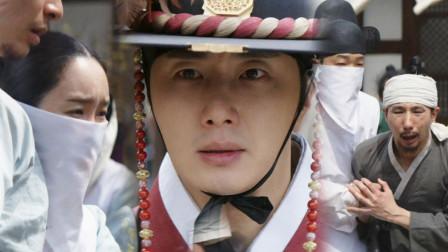 韩国明星经典桥段 獬豸:瘟疫肆虐,丝毫阻挡不了丁一宇对子民的关怀