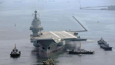 国产航母下水超两年,很快将正式服役