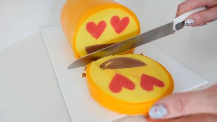 最适合送给女友的生日蛋糕!最后切开那一刀,心都化了