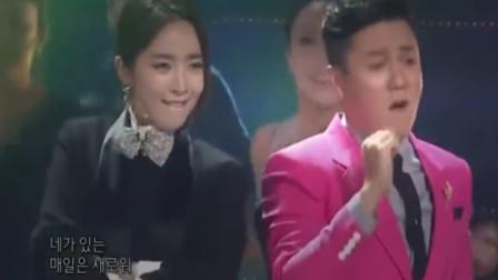 中韩歌会,筷子兄弟一首小苹果嗨爆全场!
