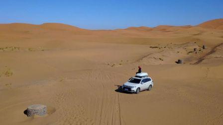 穿越欧亚大陆第二十九集 到达非洲的撒哈拉沙漠