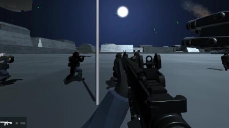 战地模拟器 | 太空特警居然在太空站迷路