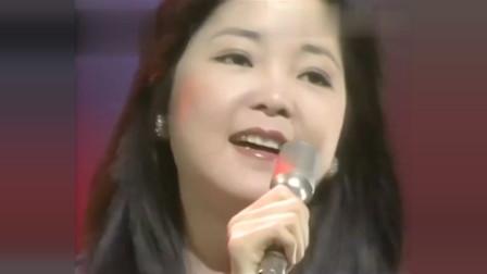 甜美佳人邓丽君 - 《东京夜景》, 现场版,好听的歌曲,美好的夜