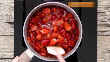 自制草莓果酱 - 家庭厨房