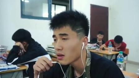 男同学在教室翻唱一首《绿色》迅速走红,网友:唱完女朋友都有了