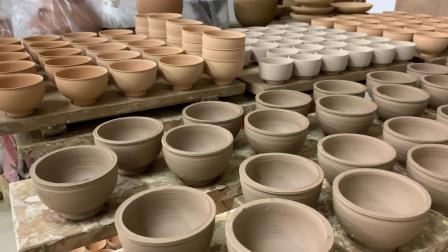 制作黑陶的泥土准备  大有讲究   这的泥才能烧出好陶器