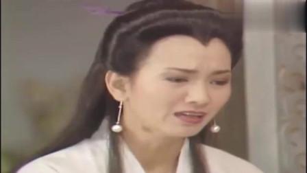 新白娘子传奇:白素贞在雷峰塔内出来,母子两人终于相见