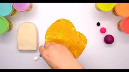 儿童手工DIY如何制作冰激凌DIY