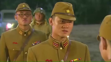 鬼子请进军营,毕恭毕敬,没想到竟是八路军假扮的!