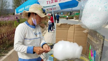 庆阳棉花糖制作