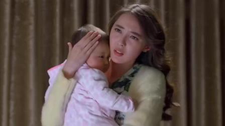 杜鹃想让保姆带小女儿 安安不同意 发脾气把桌子掀翻!
