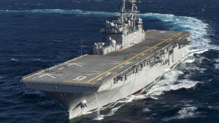 海军节落幕之际!美军公开宣布这消息,两艘巨舰直奔西太平洋