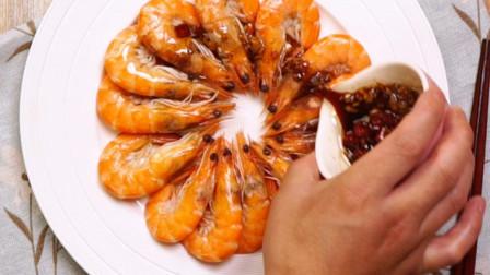 白灼虾怎么做才好吃? 家常美食菜谱大全