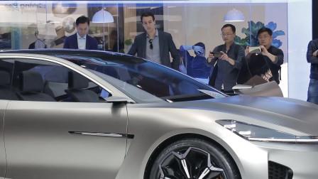 2019上海国际车展天际展台·探寻未来汽车的先锋设计与驾乘体验!