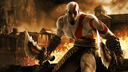 青藤院-战神2中文剧情流程攻略第七期-擎天巨人阿特拉斯