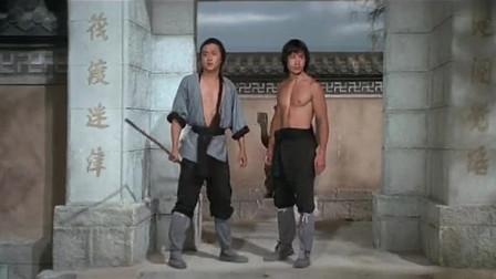 这才叫劲爆动作片,邵氏版少林寺,49年前称霸荧屏