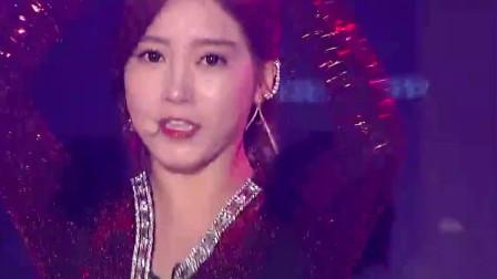 T-ara现场激情热舞,看了让男人热血沸腾!