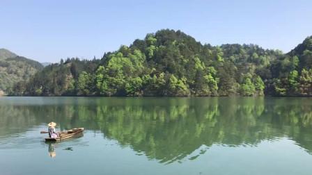 安徽省黄山市徽州区西溪南镇坑上村鸳鸯湖