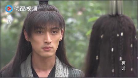 神话:小川不愿离开,为救同伴性命,他曾临危不惧,降服猛虎