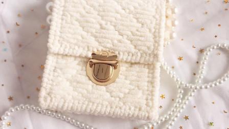 190集小香风包包包链珍珠链子珠链手工DIY制作教程花样大全