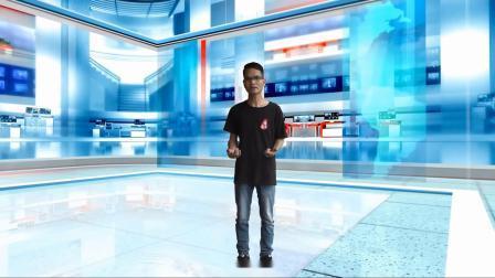 捷视传媒虚拟扣像套装使用教程实时扣像虚拟演播室MTV微电影拍摄设备使用