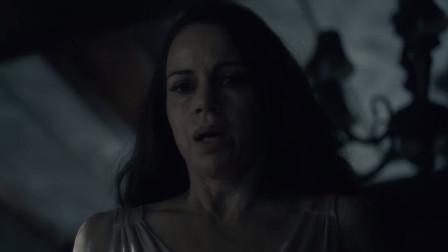 鬼入侵第九集:母亲预见到孩子时惨状,决定现在就了他们