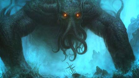 6分钟看懂克苏鲁神话,当下最火爆的怪兽合集!