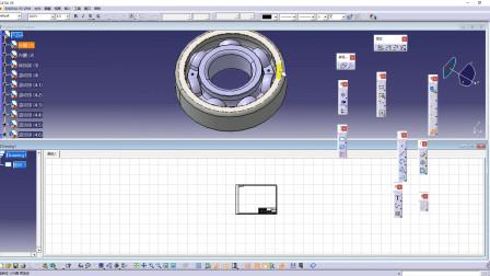 【CATIA工程图】-09-综合练习