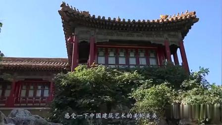 """中国第二个""""紫禁城"""",耗资8亿炸平13座山,8年时间修建复原"""
