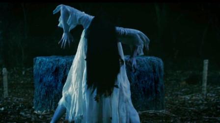 贞子和伽椰子互相看不顺眼,为了争夺第一女鬼的称号,直接大打出手