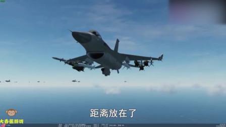 战争模拟游戏:100台S300防空导弹,是否可以拦截50架F16战斗机?