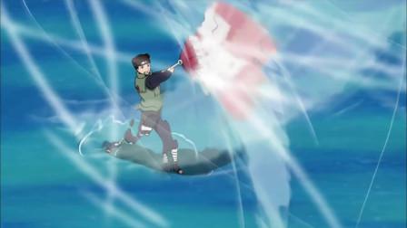 火影:天天无意中捡到一件神兵,终于出了次风头了