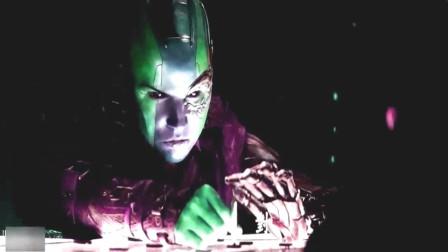 《复仇者联盟4》超人们玩的小游戏都那么有创意!有点像美式橄榄球