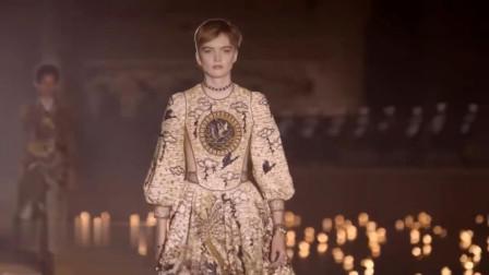 Dior 巡航2020完整的时装秀