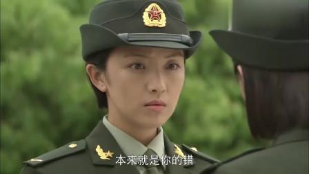 班长骂女兵是条狗,不料女兵不是善茬,当场让班长下不来台!