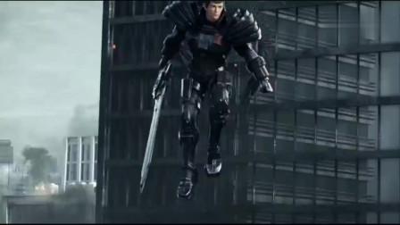 超神学院之雄兵连:银河之力战无尽虚空,科幻电影般超华丽特效!