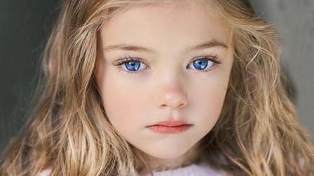 全球最美眼睛!迪拜的莎玛公主,日本的小千代,而中国是她
