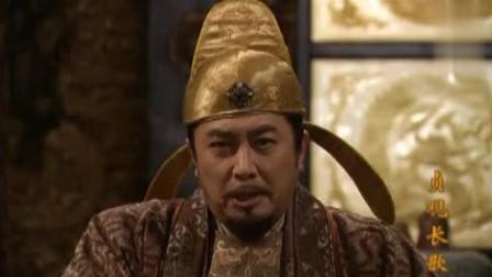李世民按承诺在长安顶住了对魏征的陷害