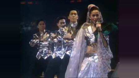 梅艳芳,草蜢合唱《爱将》,舞蹈很精彩