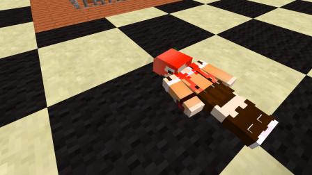 失传已久的舍己诱敌之术——【甜萝酱我的世界】Minecraft中国版服务器hypixel小游戏密室杀手#8