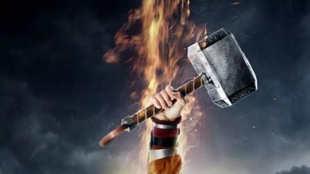 美国队长在危急时刻,竟能拿起雷神之锤,知道原因吗?