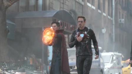 超酷炫!钢铁侠所有变身场景合辑,舍不得我的托尼