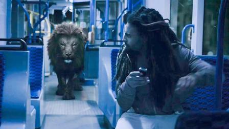 一头狮子的伤力有多大,看完《狂暴凶狮》全明白了
