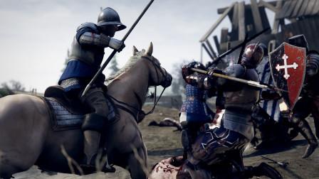 《雷霆一击》骑砍类大型中世纪战地游戏试玩
