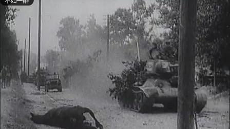 二战德国进入柏林 德国战败(生命如草芥)