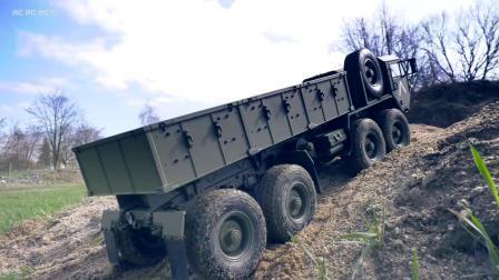 RC遥控越野车越野卡车