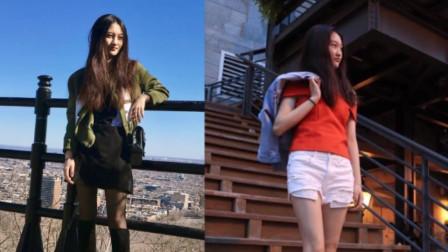 她六岁和成龙上春晚因变丑被骂出国 如今学成归国容貌大变