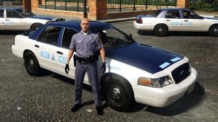 哟桑【gta5警察上班第231天】弗吉尼亚州警